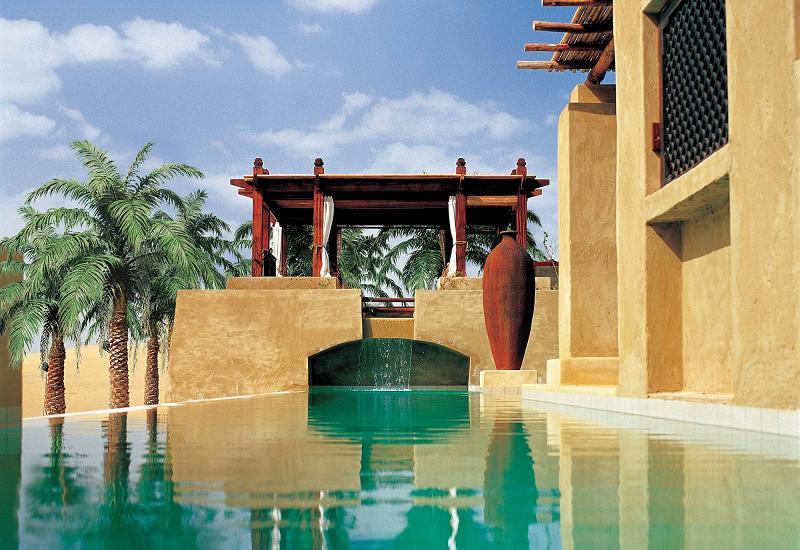 Bab Al Shams Outdoors