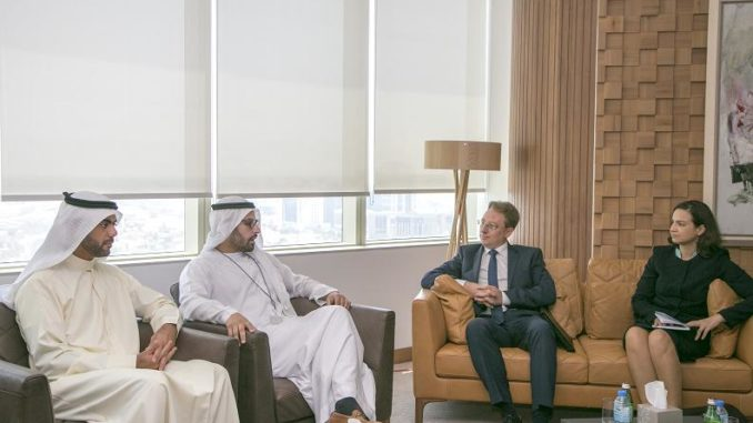 Ludovic Pouille French Ambassador to UAE
