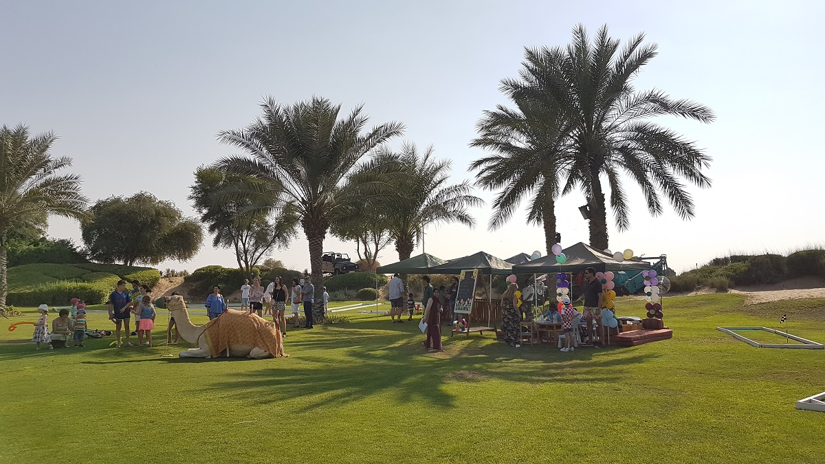 Friday Farmers Brunch - Activties - Bab Al Shams (07)