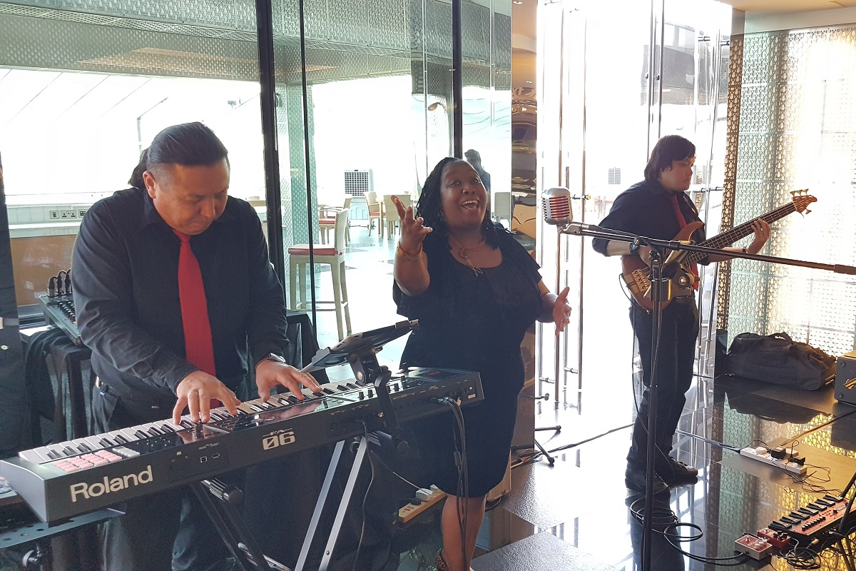 Live Band - The Meydan Friday Family Brunch - The Meydan Hotel