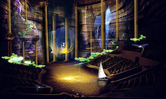 Théâtre La Perle de Dubai