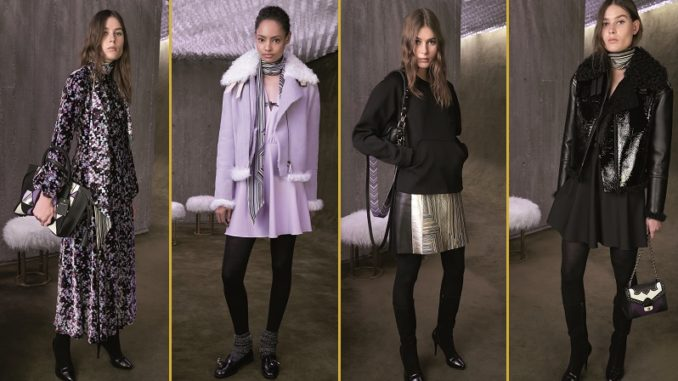 Collection Longchamp Automne-Hiver 2017