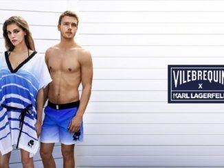 Vilebrequin x Karl Lagerfeld - Collection Capsule Été 2017