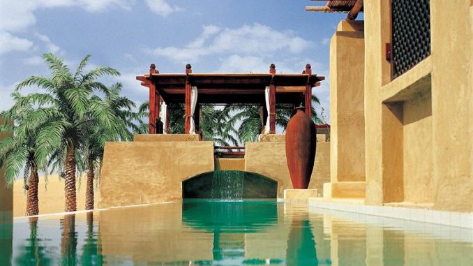 Live Your Summer Dream Bab Al Shams Outdoors