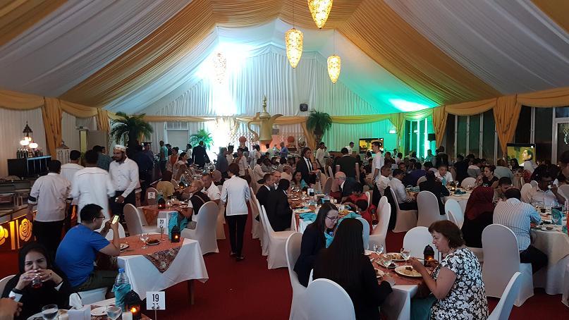 Kempinski Hotel Ajman – Ramadan Tent