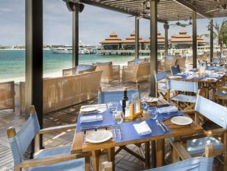 Anantara The Palm Dubai - The Beach House Restaurant