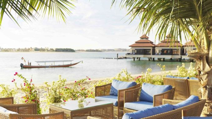 Anantara The Palm Dubai - The Beach House Terrace