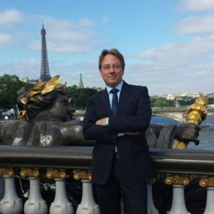 S.E. Ludovic Pouille - French Ambassador to the United Arab Emirates