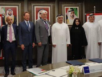 Sommet commercial Franco-Emirien