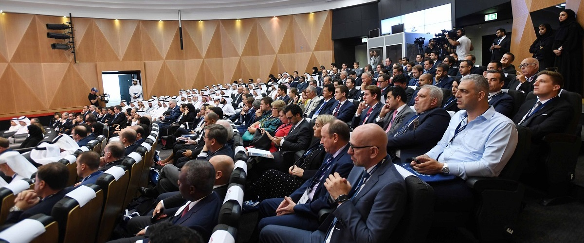 Sommet commercial Franco-Emirien - PDG et chefs d'entreprise