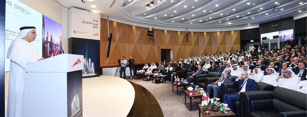 Sommet commercial Franco-Emirien - SE Mattar Al Tayer