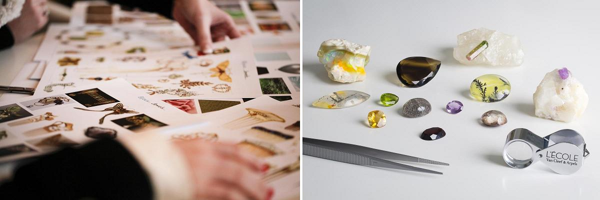 L'ÉCOLE Van Cleef & Arpels - The Courses - History of Art - Universe of Gemstones