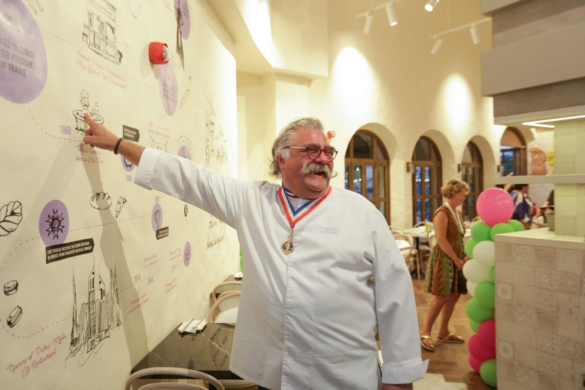 Pascal Tepper - boulanger de 4e génération