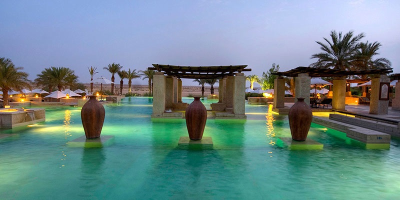 Retraite de yoga Bab Al Shams