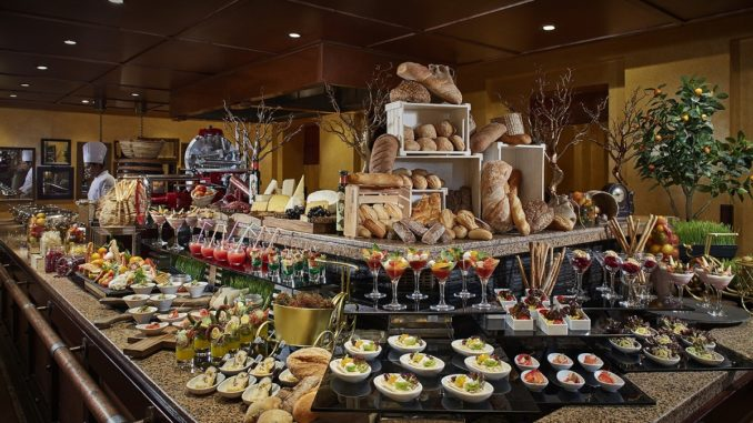 Friday Farmers Brunch - Al Forsan Restaurant - Bab Al Shams Desert Resort & Spa