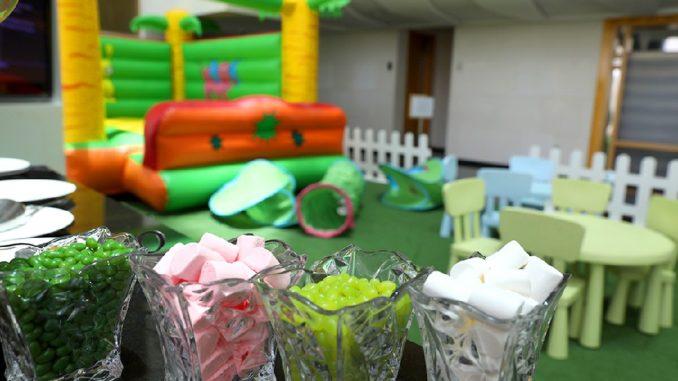 Activités pour les enfants - Journée nationale des Emirats Arabes Unis à l'hôtel Meydan