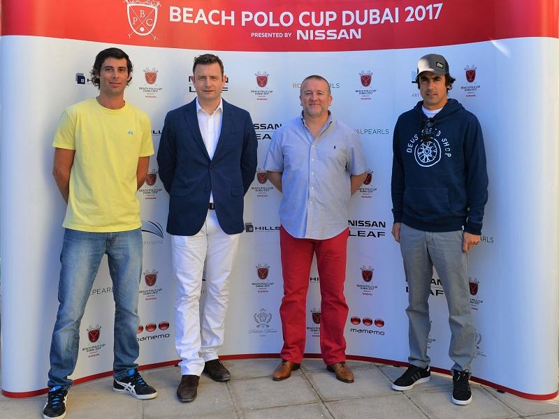 Beach Polo Cup Dubai 2017 - Les Joueurs