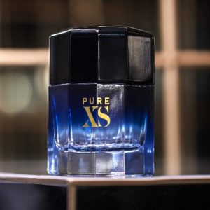 Paco Rabanne - Pure XS, the bottle