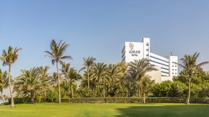 Ajman Hotel - Une marque Blazon Hotels, gérée par Smart Hospitality Solutions (SHS)