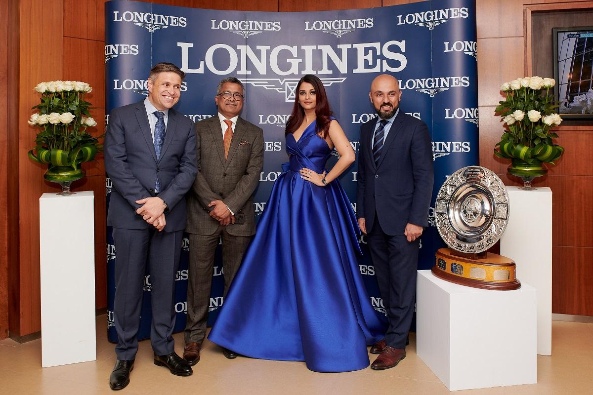 Ambassadrice de la marque - Boutique Longines