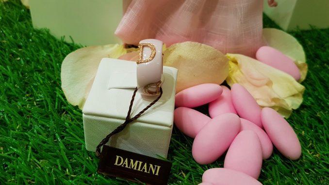 Damiani - D.Icon Rosa Confetto Ring