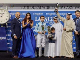 Dubai World Cup Carnival 2018