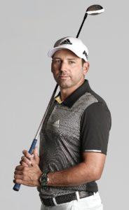Omega Dubai Desert Classic - Sergio Garcia (Ambassadeur de la Marque)