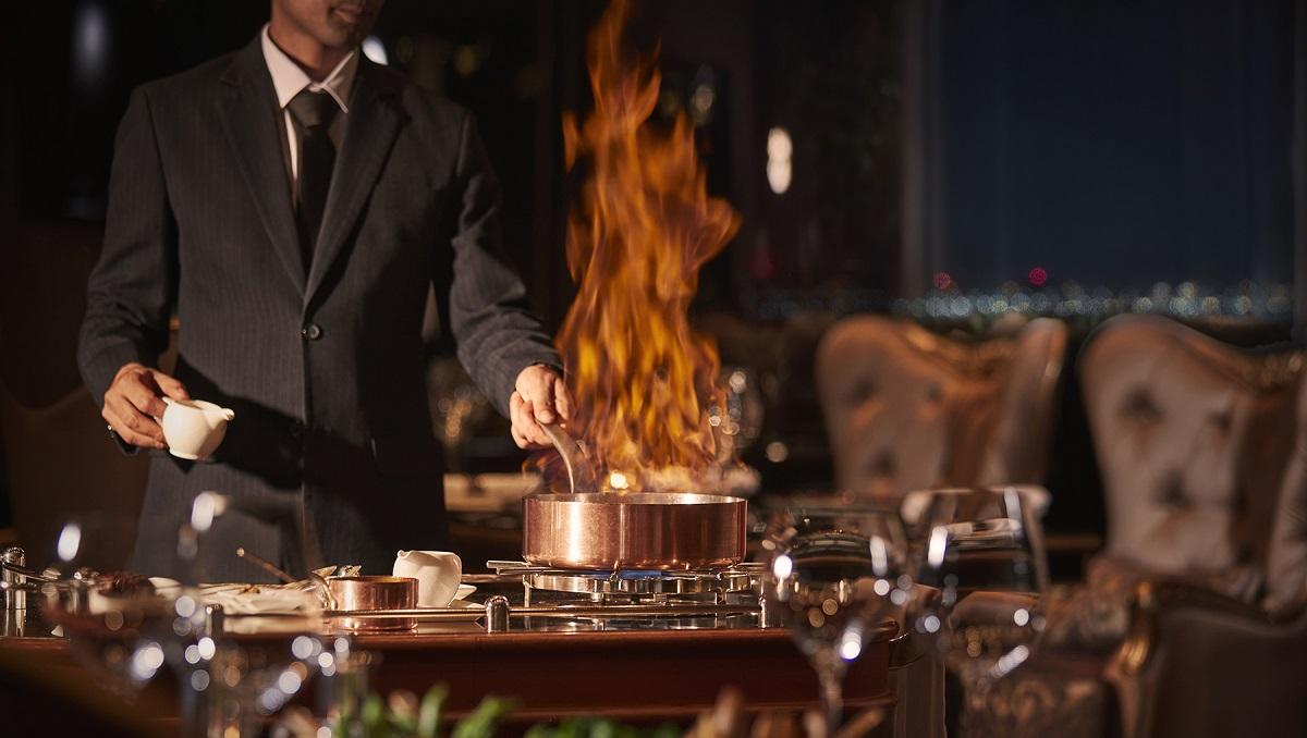 Célébrez la Saint-Valentin au Meydan Hotel - PRIME Fine Dining Steakhouse