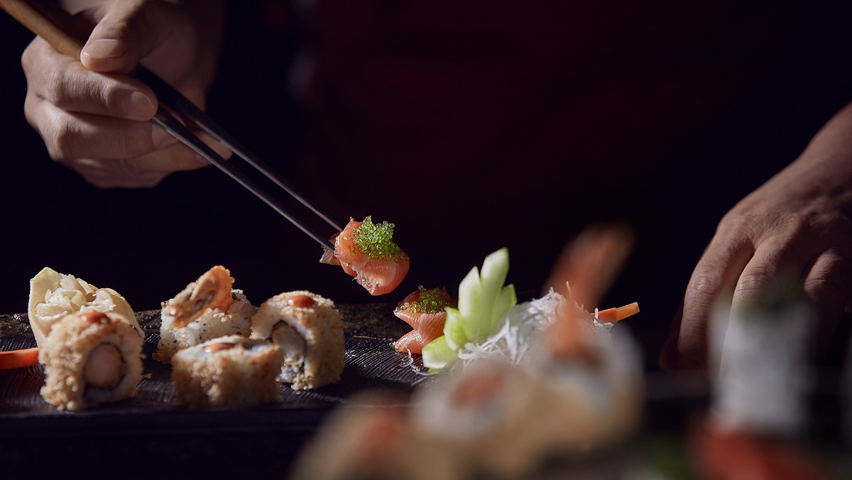 Célébrez la Saint-Valentin au Meydan Hotel - Restaurant Shiba - Cuisine chinoise et japonaise