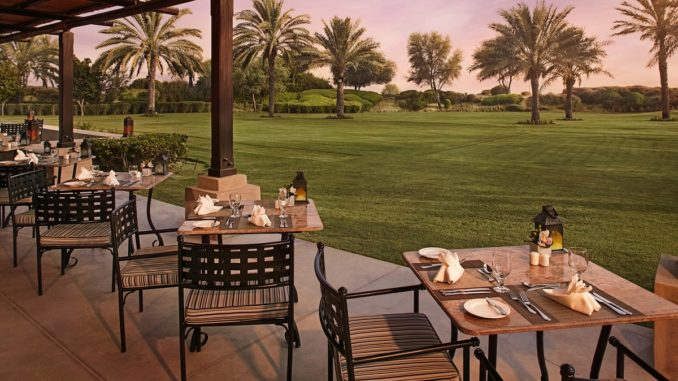 Bab Al Shams Desert Resort & Spa - Al Forsan Restaurant