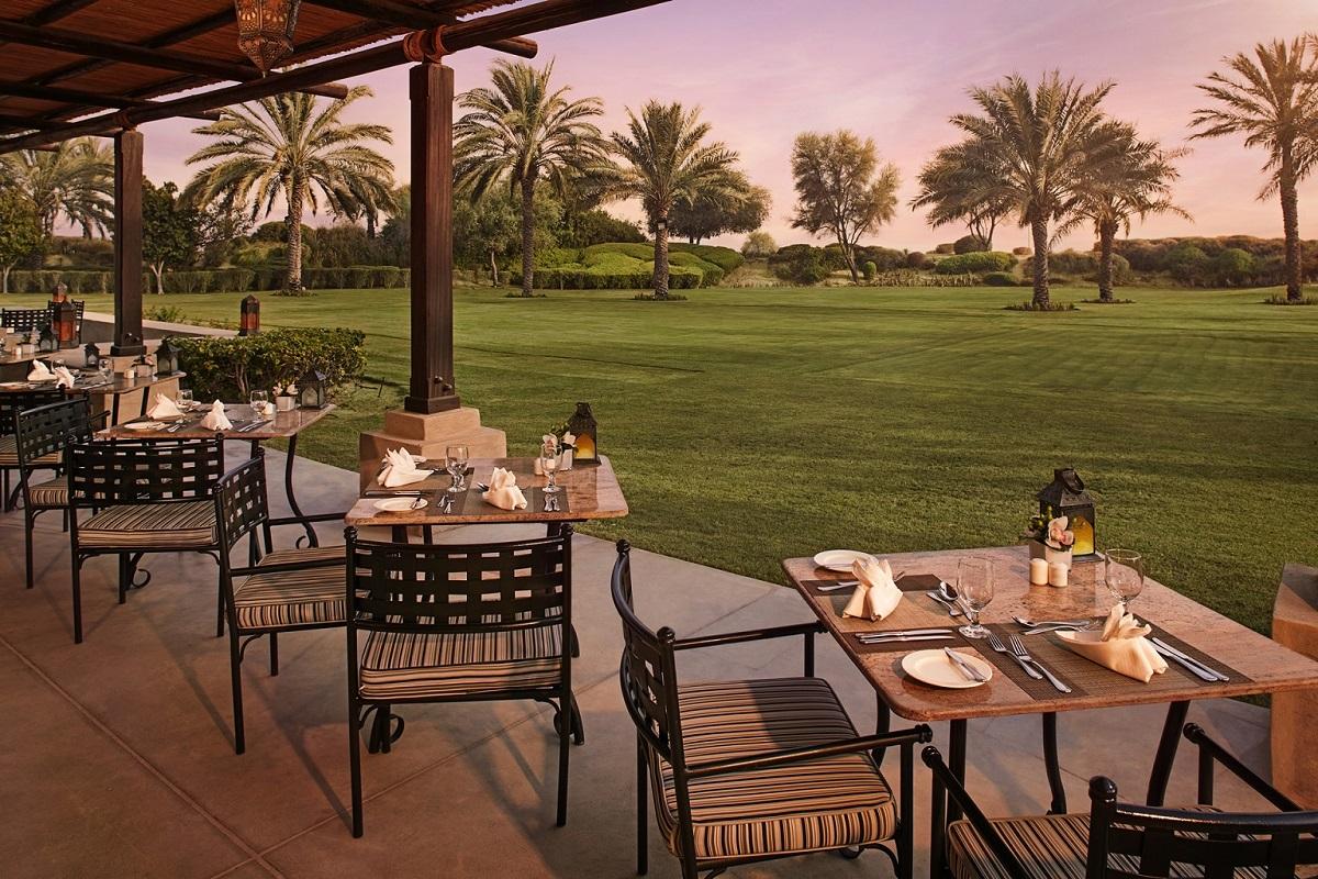 Bab Al Shams Desert Resort & Spa - Al Forsan Restaurant - Année du Chien