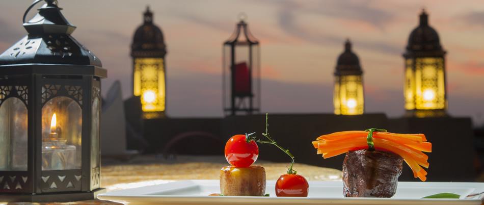 Célébrez la Saint-Valentin à Bab Al Shams