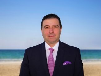 George Ganchev dirigera Ajman Hotel