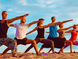 Retraite de yoga Bab Al Shams - 24 mars 2018