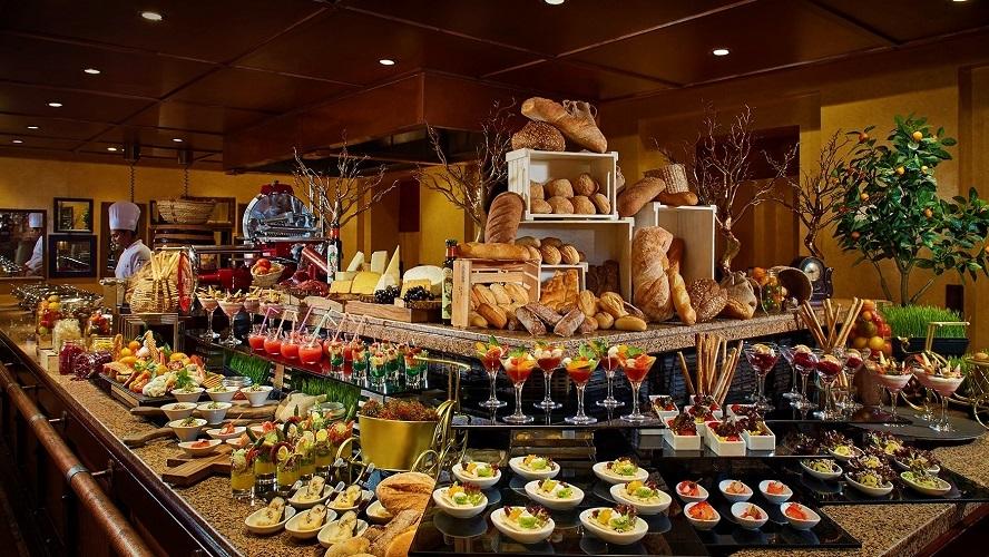 Buffet Brunch - Célébrez Pâques à Bab Al Shams