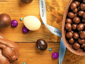 Célébrez Pâques à Ajman Hotel - Brunch au Café Naseem