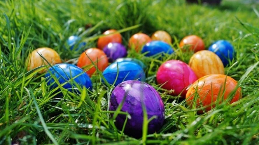 Célébrez Pâques à Ajman Hotel - Chasse aux oeufs