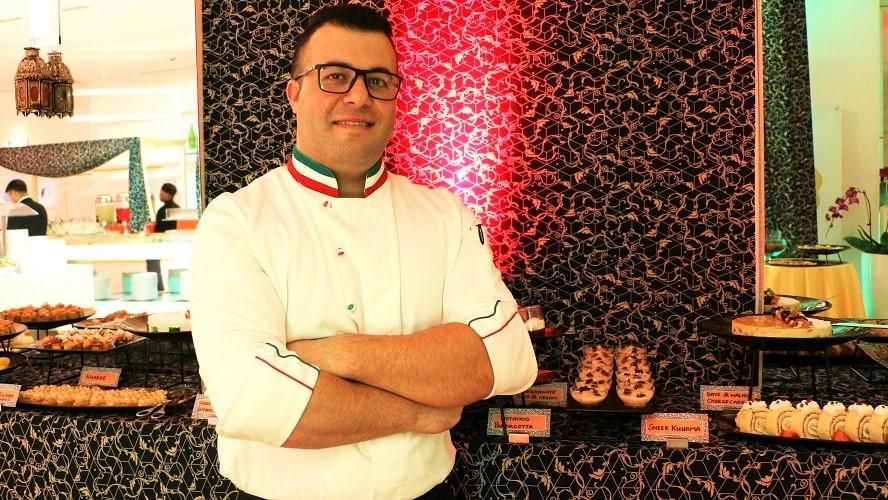 Chef Mohammad Noorani - Festival de la gastronomie iranienne - Novotel Dubai Al Barsha