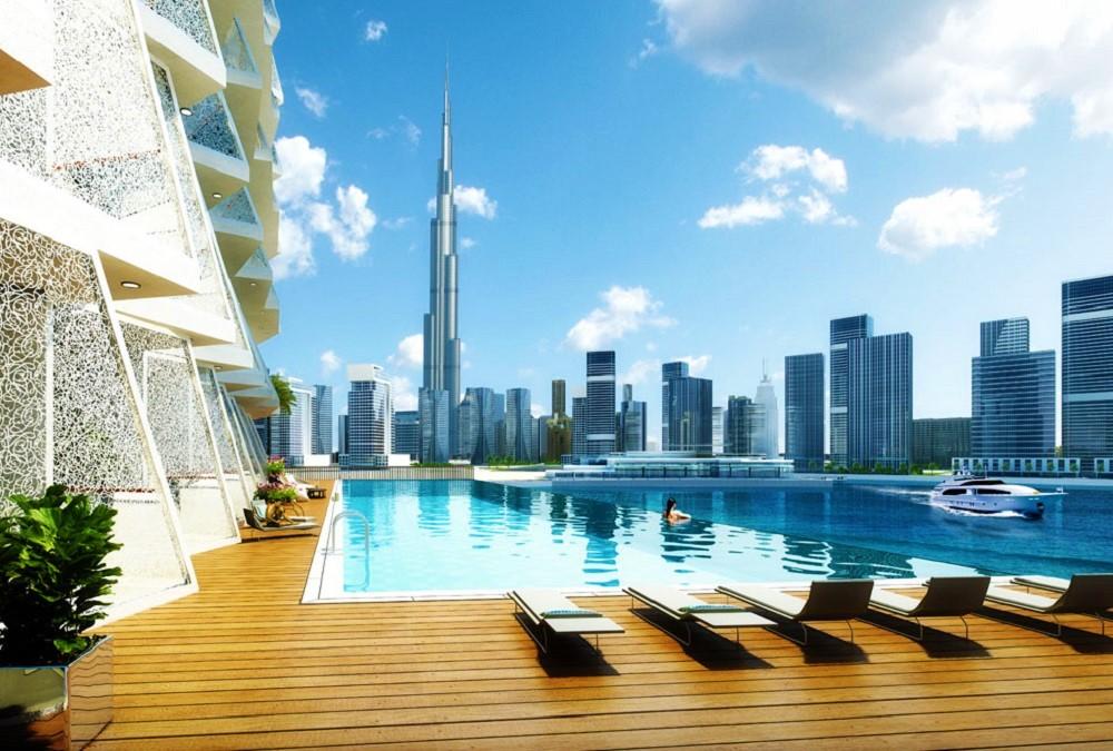 Millennium Binghatti Residences - Services haut de gamme