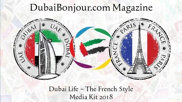 DubaiBonjour Kit Média 2018