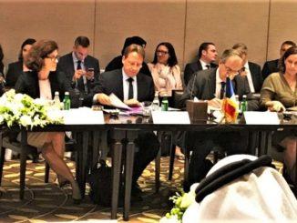 Dialogue Stratégique Franco-émirien
