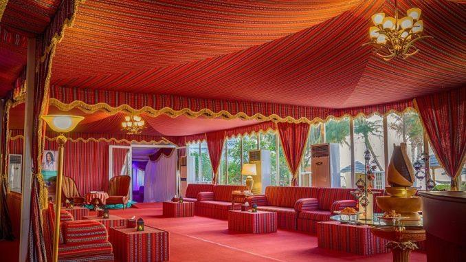 Ramadan vue sur mer - Ajman Hotel