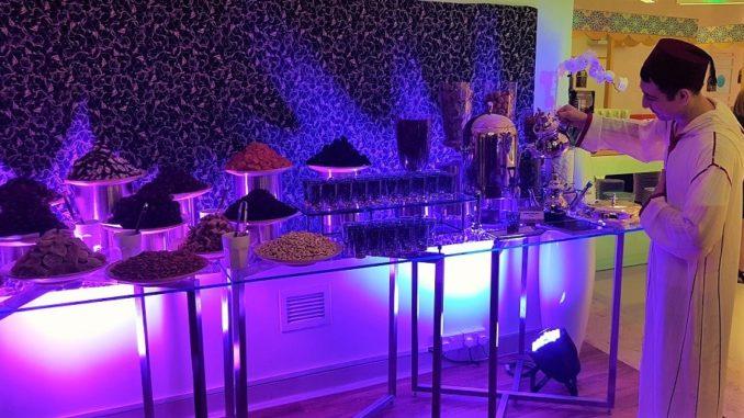 Iftar marocain authentique - Novotel Al Barsha
