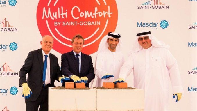 Maison Saint-Gobain Multi Confort à Masdar City