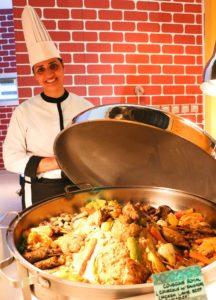 Novotel Al Barsha - Iftar marocain authentique préparé par Chef Habiba