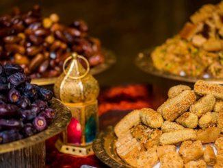 Ramadan au Kris with a View