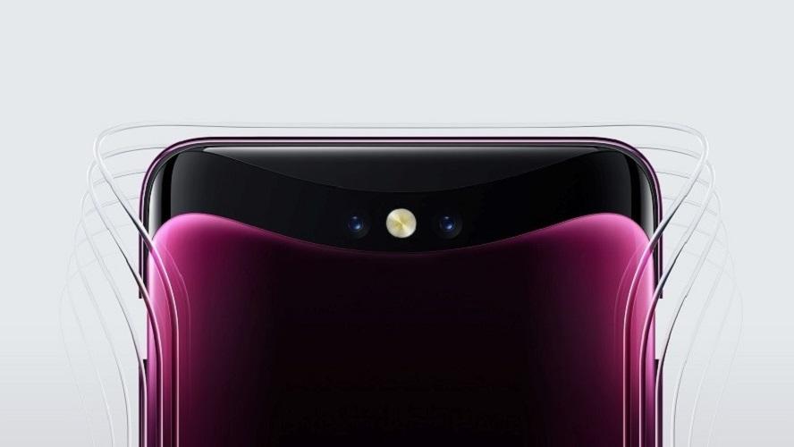OPPO Find X - Caméras 3D Intégrées