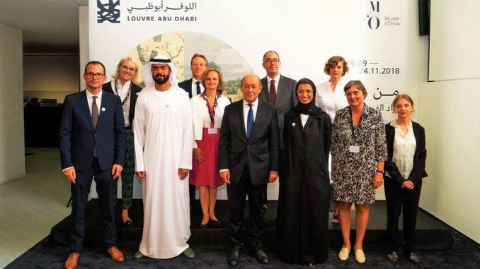Saison 2018-2019 du Louvre Abu Dhabi - Un monde d'échanges