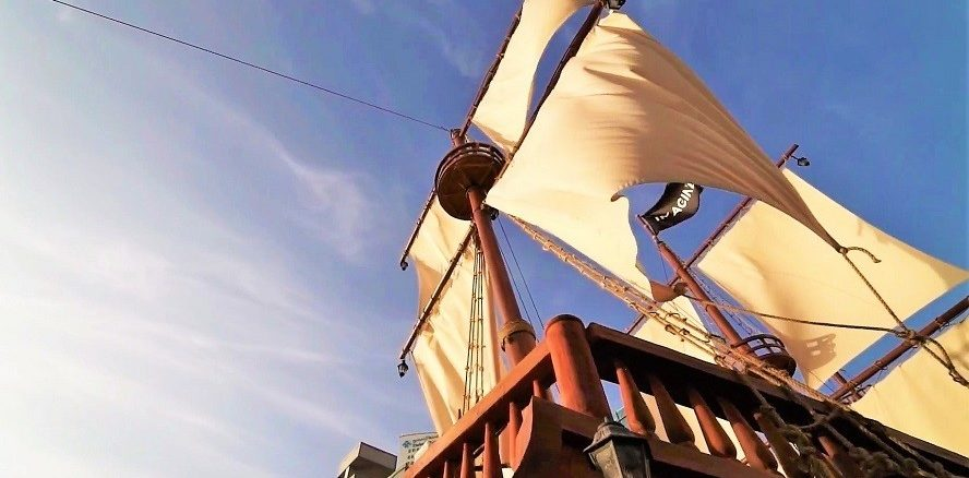 A Pirates Tale - Festival Bay Dubai