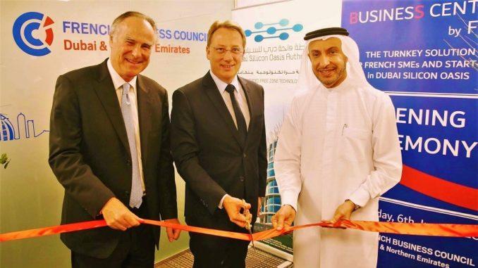 Business Centre by FBC Dubai - Cérémonie d'ouverture - Dubai Silicon Oasis